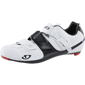 Giro Factor ACC Shoes Herre matte white/black